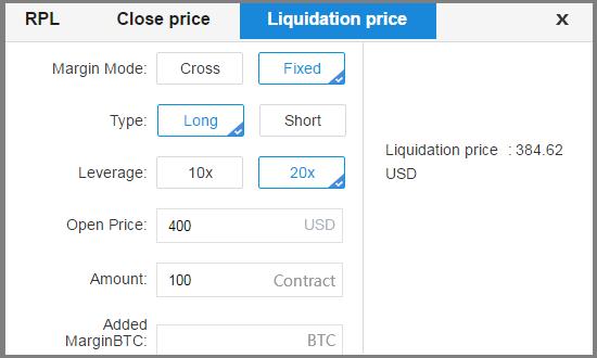 okcoin futures liquidation calculator