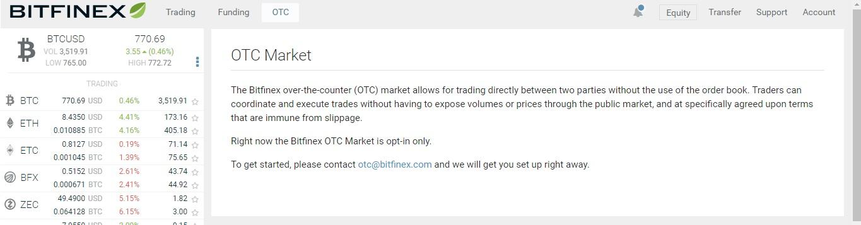 bitcoin otc marketplace